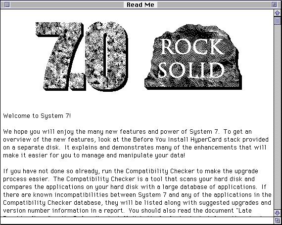 Mac OS 7.0