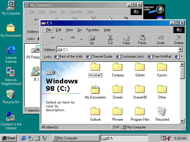 Windows 98 иконки, бесплатные фото, обои ...: pictures11.ru/windows-98-ikonki.html